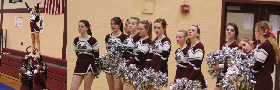 Timberlane Cheerleading Images